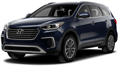 Review & Compare the 2018 Hyundai Santa Fe at Larry H. Miller
