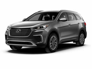 New 2018 Hyundai Santa Fe SE SUV JU269079 in Winter Park, FL