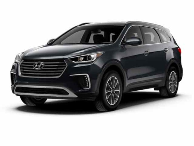New 2018 Hyundai Santa Fe SE SUV North Aurora