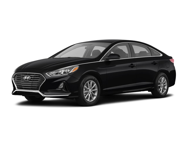 2018 Hyundai Sonata SE Sedan Phantom Black