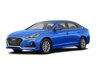 New 2018 Hyundai Sonata SE Sedan 5NPE24AF0JH703614 for sale near Fort Worth, TX at Hiley Hyundai