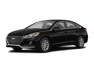 New Hyundai 2018 Hyundai Sonata SE Sedan 18615 for sale in Auburn, MA