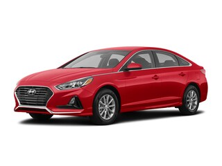 New 2018 Hyundai Sonata SE Sedan in Atlanta, GA