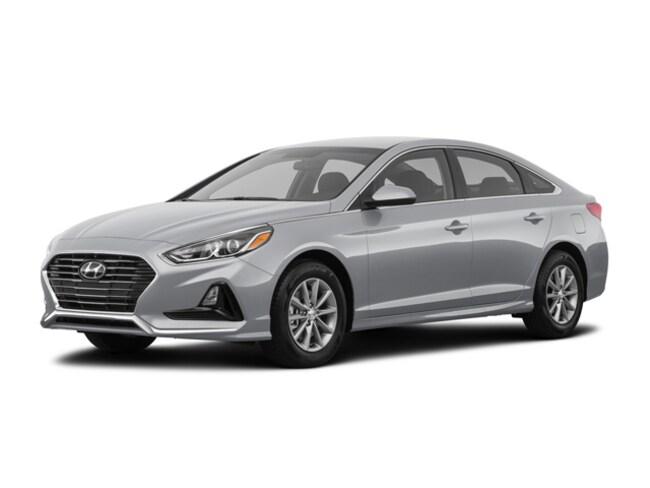 New 2018 Hyundai Sonata SE Sedan near Salt Lake City