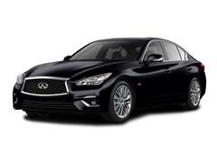 2018 INFINITI Q50 2.0t LUXE Sedan