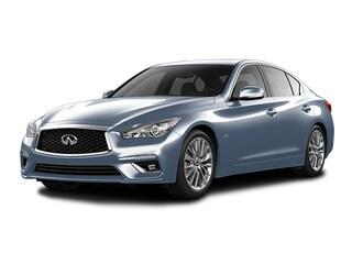 2018 INFINITI Q50 3.0t LUXE Sedan