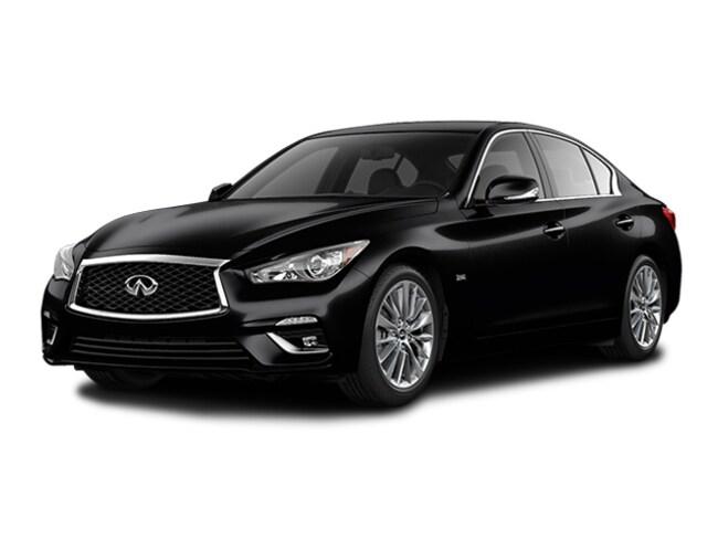 New 2018 INFINITI Q50 3.0t LUXE Sedan for sale in Boston MA
