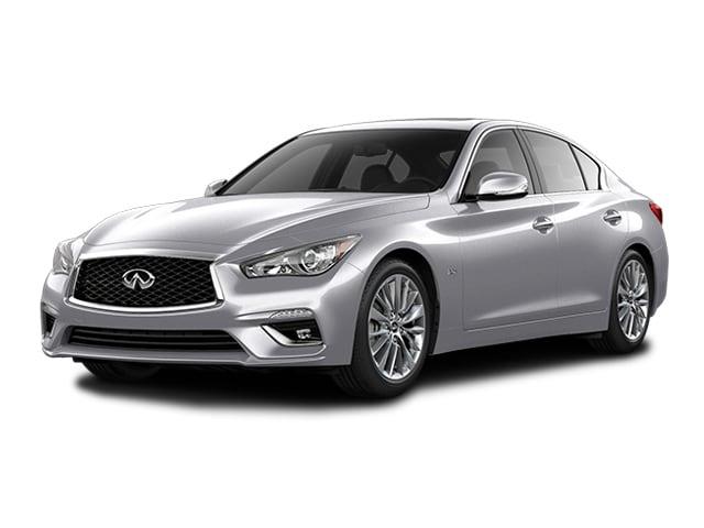 New 2018 INFINITI Q50 3.0t LUXE Sedan Buffalo NY