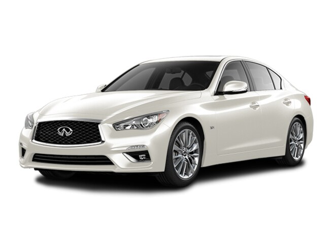 New 2018 INFINITI Q50 3.0t LUXE Sedan Westborough