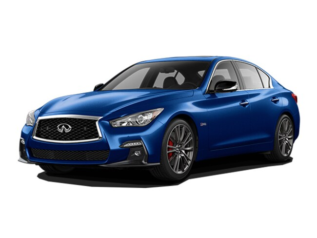 New 2018 INFINITI Q50 3.0t RED SPORT 400 Sedan for sale in Boston MA