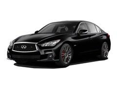 2018 INFINITI Q50 3.0t RED SPORT 400 Sedan