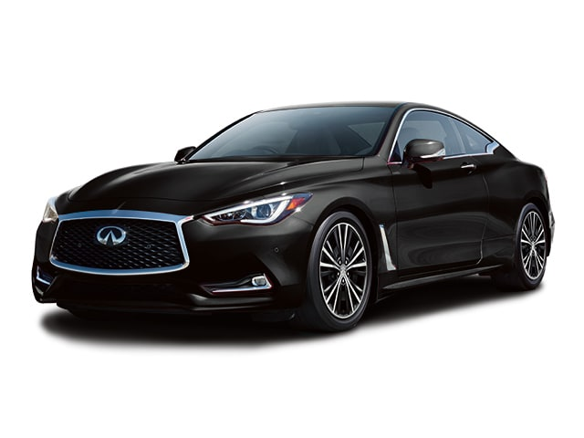 2018 INFINITI Q60 2.0t LUXE Coupe
