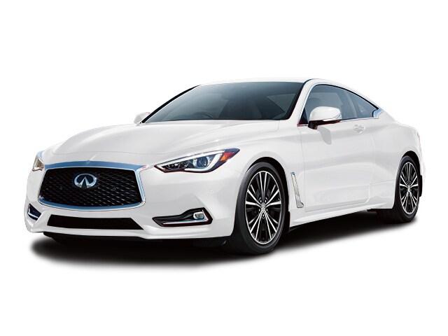 2018 INFINITI Q60 2.0t PURE Coupe