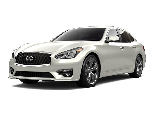 2018 INFINITI Q70 3.7 Sedan