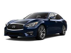 2018 INFINITI Q70L 3.7 LUXE Sedan