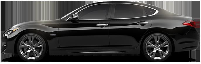 2018 INFINITI Q70H Sedan LUXE