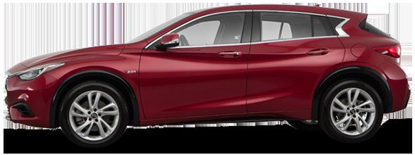 2018 INFINITI QX30 SUV