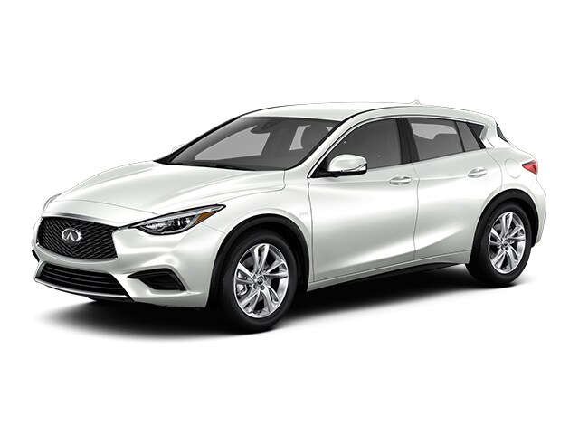 Used 2018 INFINITI QX30 PURE SUV for sale in Houston
