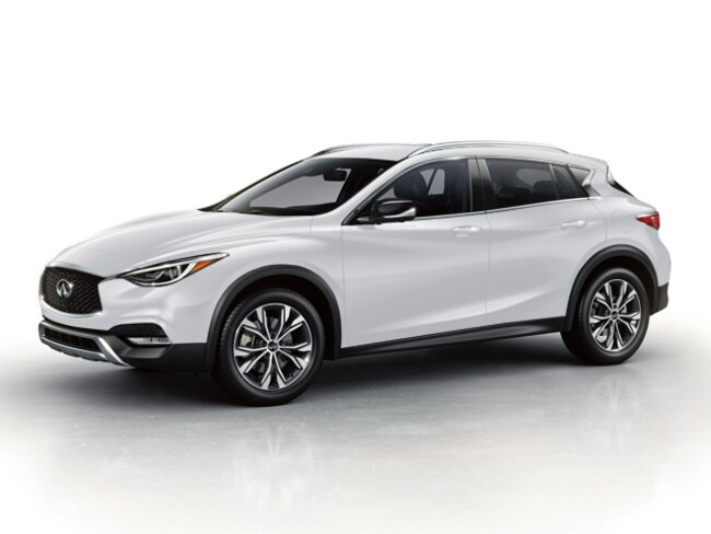 New 2018 INFINITI QX30 Premium SUV Westborough
