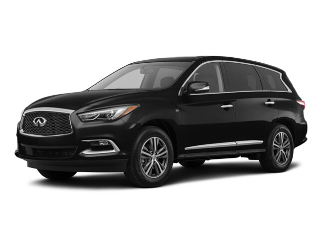 New 2018 INFINITI QX60 Base SUV for sale in Boston MA