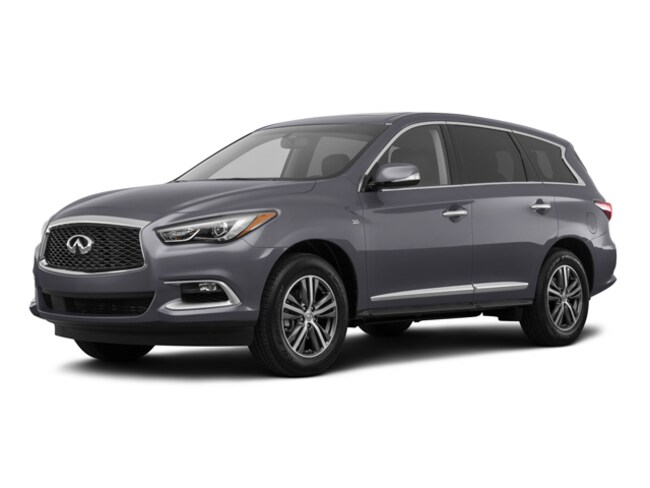 New 2018 INFINITI QX60 3.5 AWD SUV Westborough