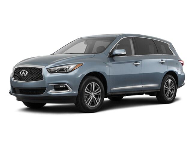New 2018 INFINITI QX60 SUV for sale in Boston MA