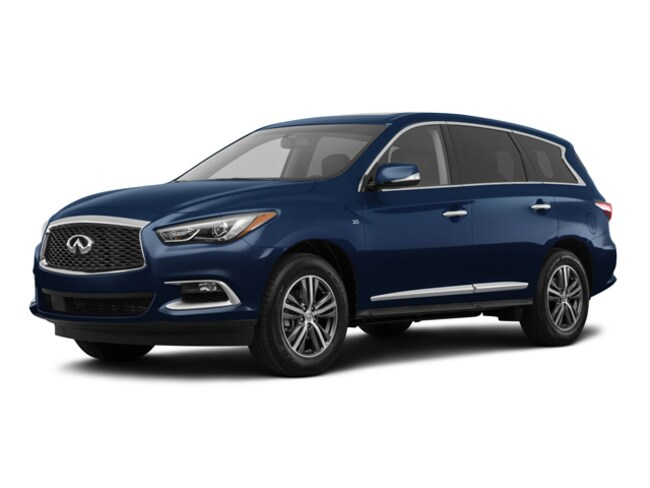 New 2018 INFINITI QX60 SUV Westborough