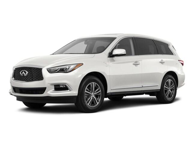 New 2018 INFINITI QX60 SUV Westborough