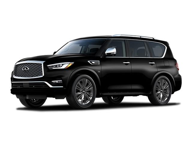 2018 INFINITI QX80 Base SUV
