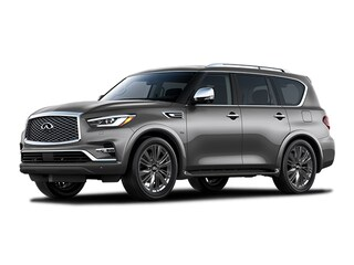 2018 INFINITI QX80 AWD SUV