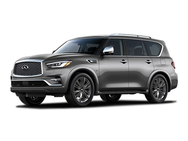 New 2018 INFINITI QX80 4WD SUV for sale in Boston MA