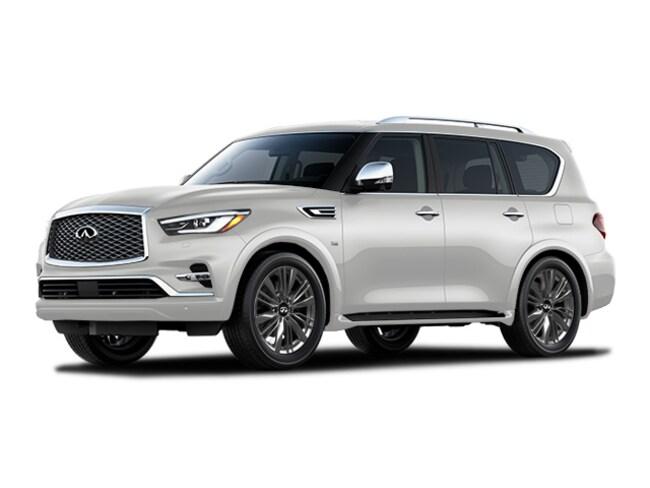 New 2018 INFINITI QX80 4WD SUV Westborough