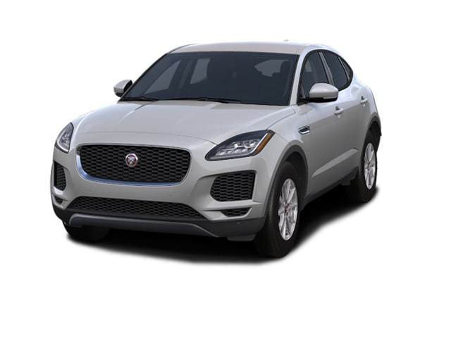 2018 Jaguar E-PACE SUV Borasco Gray Metallic