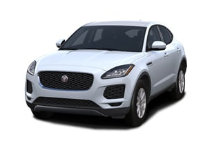 2018 Jaguar E-PACE SUV Yulong White Metallic
