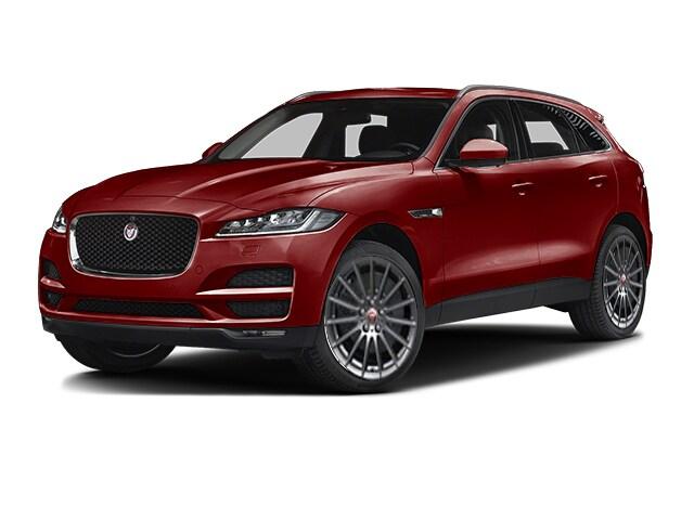 Jaguar F Pace White Interior >> 2018 Jaguar F-PACE SUV | Brentwood