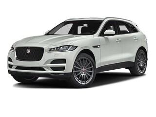 2018 Jaguar F PACE SUV