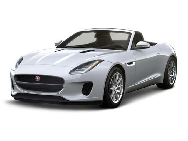 2018 Jaguar F Type Convertible Showroom West Herr Auto
