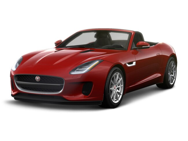 New 2018 Jaguar F-TYPE Convertible in Exeter, NH