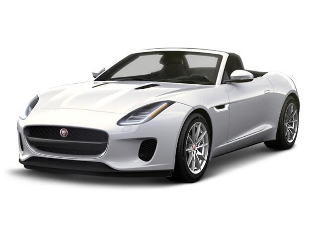 2018 Jaguar F-TYPE Convertible