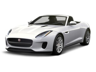 New 2018 Jaguar F-TYPE 296HP Convertible JCK52374 Cerritos, CA