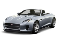 2018 Jaguar F-TYPE Base Convertible