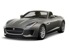 2018 Jaguar F-TYPE 296HP Convertible