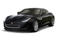 New 2018 Jaguar F-TYPE COUPE Coupe J1403 in Exeter, NH