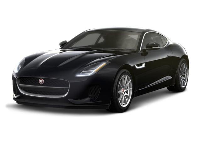 2018 Jaguar F TYPE Base Coupe