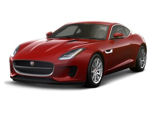 New 2018 Jaguar F-TYPE Coupe Los Angeles Southern California
