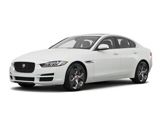 2018 Jaguar XE 25t Sedan