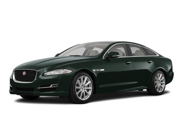 Colors. 2018 Jaguar XJ Sedan British Racing Green Metallic