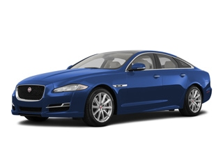2018 Jaguar XJ Sedan Velocity Blue Premium