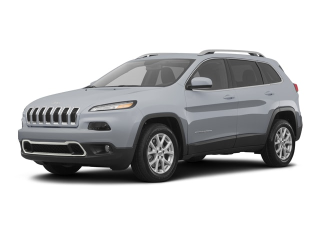 2018 Jeep Cherokee SUV