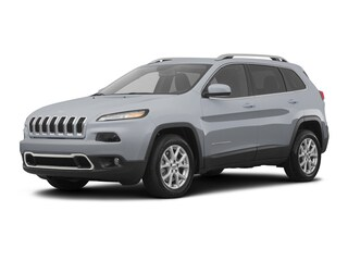 New 2018 Jeep Cherokee Latitude FWD SUV 1C4PJLCB2JD596295 for sale at Tim Short Auto Mall Group Serving Corbin KY & Manchester KY